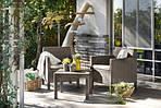Садовая мебель ORLANDO балконный каппучино, фото 6