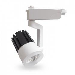 Трековый LED светильник AL119 20W 4000K белый корпус 1700lm