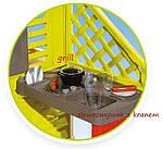 Детский домик игровой Smoby 810702 с кухонькой, фото 4