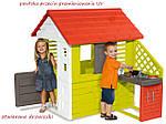 Детский домик игровой Smoby 810702 с кухонькой, фото 5