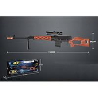 Снайперская винтовка на аккумуляторе стреляет гелевыми пулями SVD RPC (02-A)