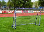 Ворота футбольные STRONG 240x160X100 + ANCHORS, фото 4