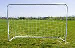 Ворота футбольні SPARTAN 182x122x60cm, фото 4