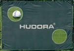 Футбольные ворота Hudora 213x152x76 32mm с сеткой+ мат Германия, фото 2
