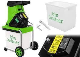 Электрический измельчитель веток JOHN 3000W