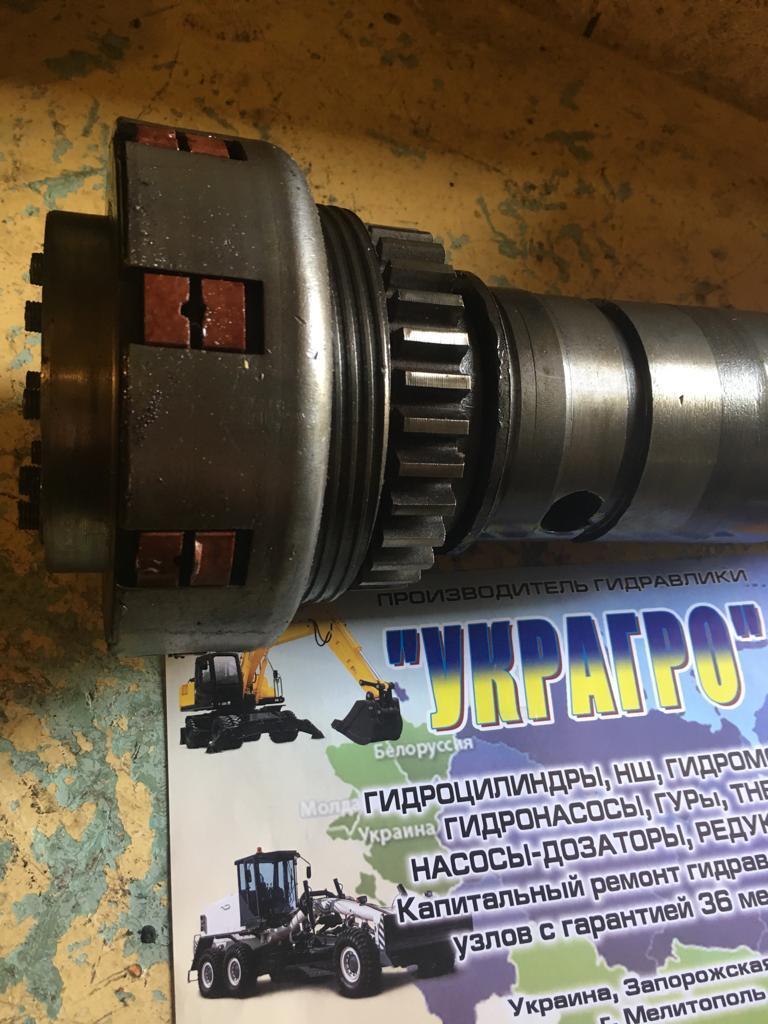 Редуктор пускового двигателя РПД ЮМЗ, Д-65