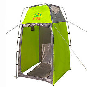 Палатка-душ GreenCamp 120х120х190 см (GC30 )