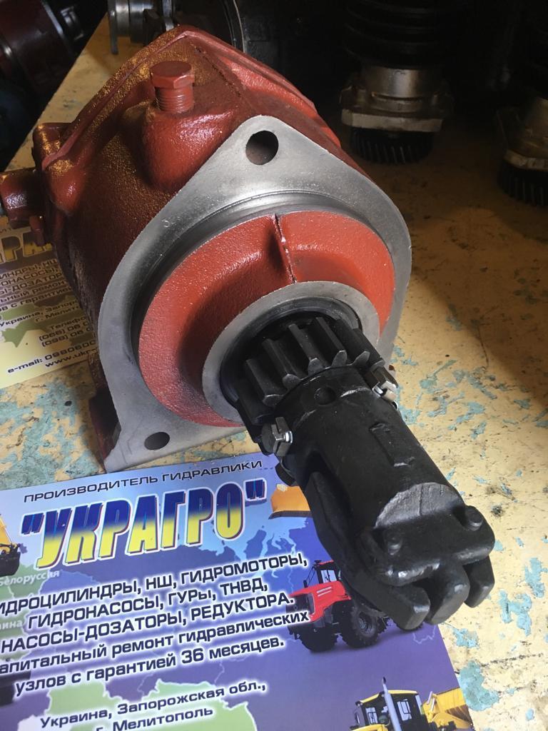 Редуктор пускового двигателя РПД А-01