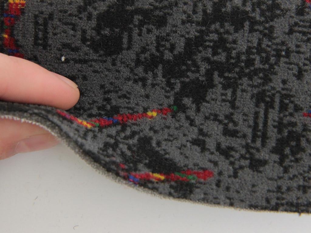 Автовелюр кольоровий Roma 70.01.10. на поролоні і сітці (тягучий), Польща