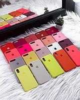 Silicone Case силиконовый чехол на айфон iPhone X/5s/SE/6/6s/7/8/6+/7+/8 Plus/ (силіконовий чохол для айфона)