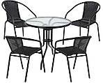 Набор садовой мебели BISTRO стол +2 кресла Польша, фото 8