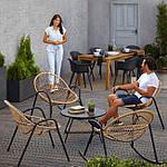 Набір садових меблів CUBA Польща, фото 4