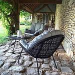 Набір садових меблів CUBA Польща, фото 7