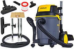 Промышленный пылесос Stanley Boris 20 1200W