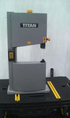 Пила ленточная TITAN TTB705BDS 80ММ /Англия/350Вт