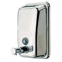 Дозатор для мыла Дозатор SD-280 жидкого мыла (0,5л) нержавеющая сталь матовый 0156360