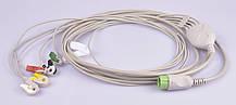 Кабель ЭКГ 5-ти электродный (IEC)