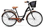 Женский городской велосипед GOETZE 28 3biegi корзина бесплатно! Цвет - капучино, фото 5