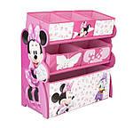 Органайзер для игрушек Disney Minnie Mousе контейнер, фото 3