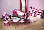 Органайзер для игрушек Disney Minnie Mousе контейнер, фото 7