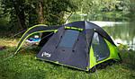 Палатка туристическая 3х человек Bojan 3 - PEME, фото 2