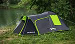 Палатка туристическая 3х человек Bojan 3 - PEME, фото 5