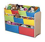 Органайзер для детских игрушек с разноцветными ящиками, фото 3
