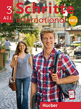 Schritte international Neu 3 Kursbuch + Arbeitsbuch + CD zum Arbeitsbuch