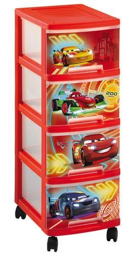 Органайзер для іграшок CARS 40 Л CURVER