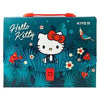 Портфель Портфель-коробка  Hello Kitty Kite HK19-209