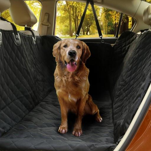 Авто гамак для перевозки собак и кошек ВОДОНЕПРОНИЦАЕМЫЙ