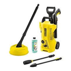 Мийка високого тиску KARCHER К2 повна прибирання будинку