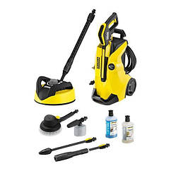 Мийка високого тиску повна прибирання будинку і автомобіля KARCHER К4