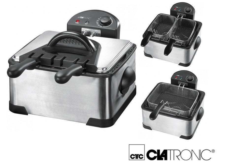 Фритюрница Clatronic FR 3195