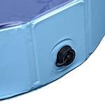 ПЛАВАТЕЛЬНЫЙ БАССЕЙН ДЛЯ ЖИВОТНЫХ BLUE PawHut 80x20, фото 4
