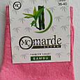 Шкарпетки жіночі рожеві з принтом розмір 36-40, фото 3