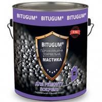 Битумная мастика для кровли BITUGUM 10 кг