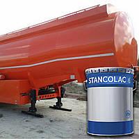 Краска Эпокстанк 1300 для автоцистерн бензовоза, резервуаров хранения нефтепродуктов, кислот, ГСМ