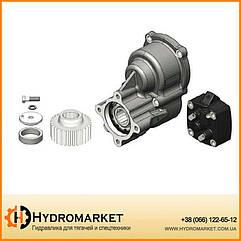 Коробка відбору потужності SHAANXI КПП 12JS200TA, 12JS160TA OMFB Італія 06000300171 ISO 500Hm