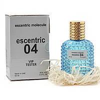 Escentric Molecules Escentric 04 VIP Tester, 60 мл