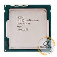Процесор Intel Core i7 4770K (4×3.50 GHz/6Mb/s1150) БО