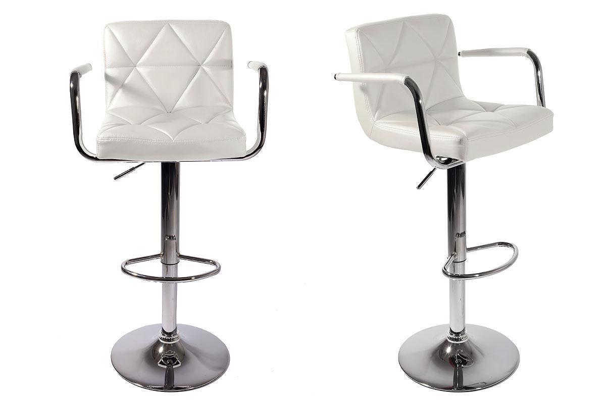 Барный стул с подлокотниками MALVY 2шт.