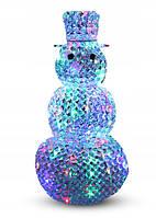 Кристаллы Снеговик CHRISTMAS120LED 90CM