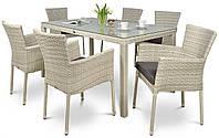 Комплект мебели для сада TECHNORATTAN  LERIDA / TORINO 6 + 1