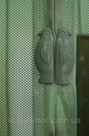 Москитная сетка для дверей на магнитах, фото 2