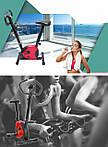 Велотренажор магнитный VeoSport 110 кг, фото 4
