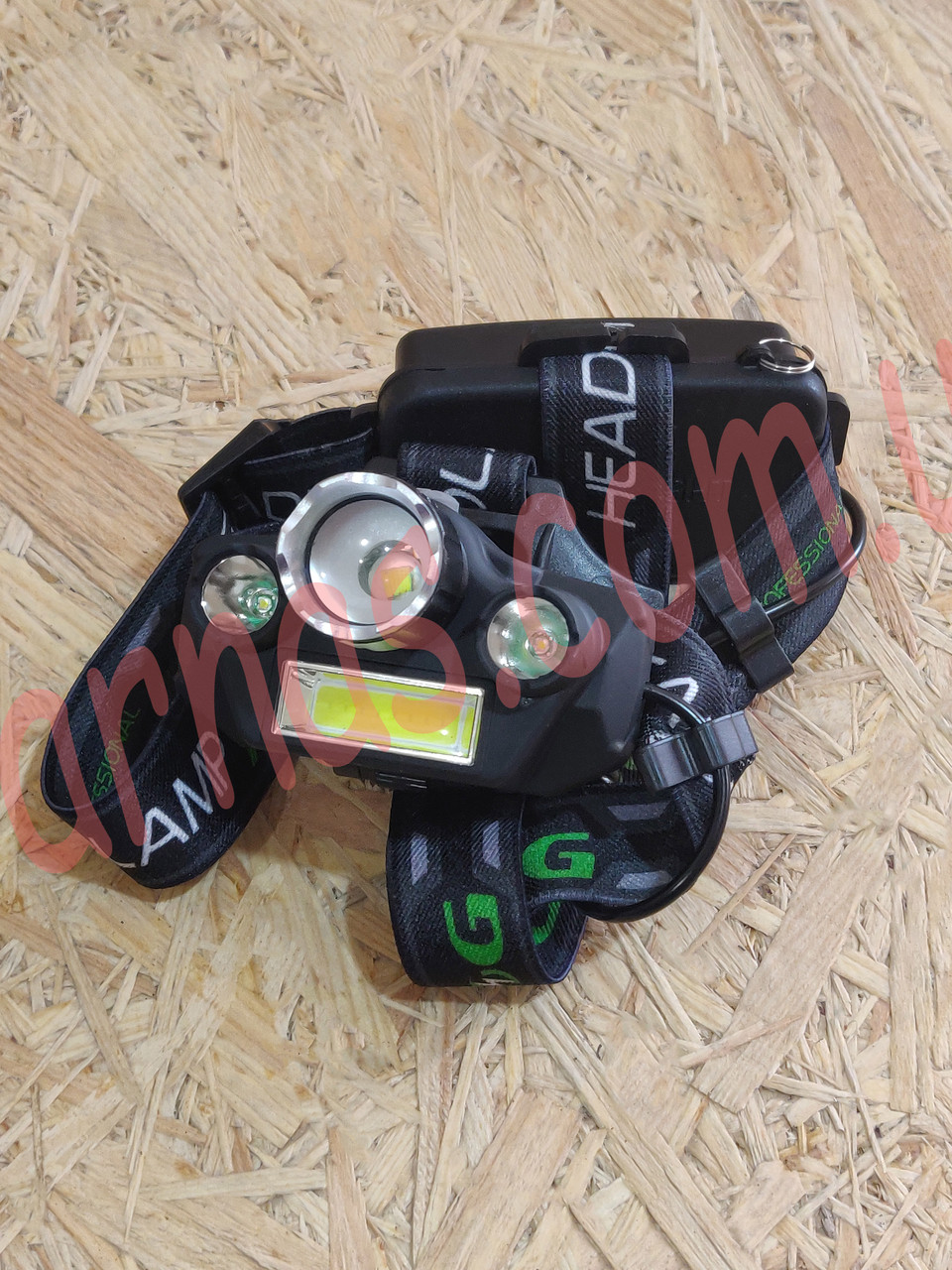 Акумуляторний налобний ліхтар BL-T48-T6