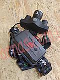 Акумуляторний налобний ліхтар BL-T48-T6, фото 3