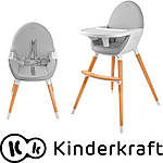 Стул для кормления Kinderkraft FINI 2in1, фото 2