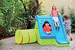 Детский домик Keter Funtivity 3в1 XXL 240 см, фото 7